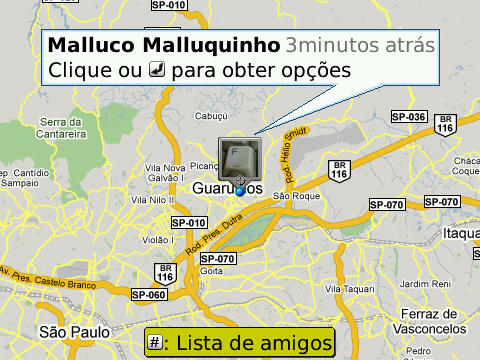 Usando o Google Latitude no BlackBerry – BlackBerry Magazine
